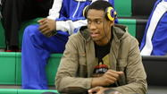 Simeon All Access   Parker out for Monday's game, likely to sit out games rest of week