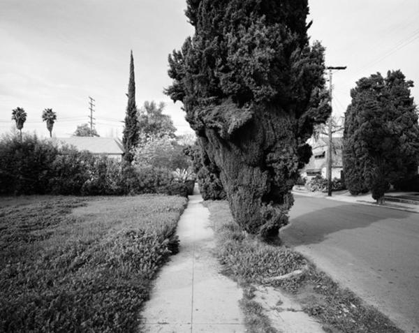 "Mark Swope's ""Pasadena, CA,"" 2005, archival pigment print, 14-inch by 19-inch image on 24-inch by 30-inch paper."