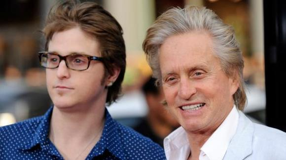 Michael Douglas' Son Cameron Reportedly Beaten Badly In Prison