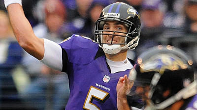 Why didn't the Ravens call timeout before Joe Flacco's intercep…