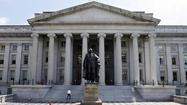 WASHINGTON -- The Treasury Department said Tuesday that it planned to sell the government's stake in about two-thirds of the 218 mostly small banks that still have not repaid bailout money received during the financial crisis.