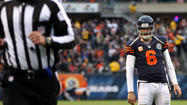 <strong>Here's the thing about Jay Cutler's throw</strong> that was sort of aimed at Devin Hester during yet another miserable Cutler performance in yet another aggravating loss to the Packers: