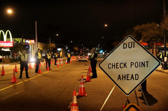Despite screening 803 vehciles, not a single DUI arrest was made Saturday at a checkpoint in Burbank, police reported.