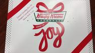Hampton Roads loves Krispy Kreme!