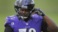 Could Ravens turn to Bryant McKinnie against the Giants?