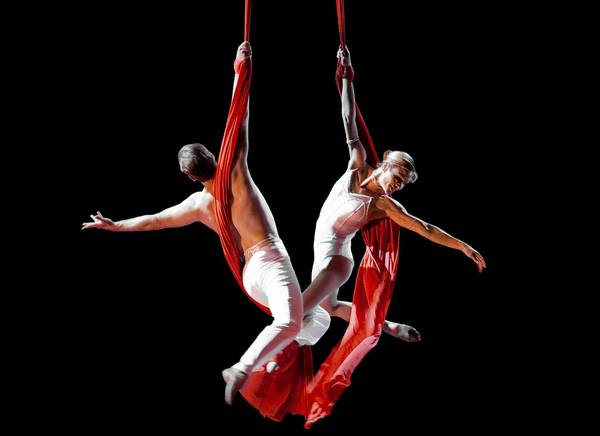 Classical music and Cirque acrobats at The Bushnell Saturday,. Dec. 22, at 3 and 7:30 p.m.