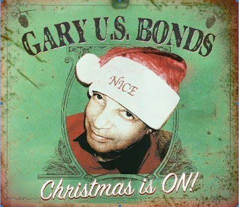 Gary U.S. Bonds has release a new holiday CD.