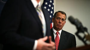Boehner's 'Plan B' immediately encounters opposition