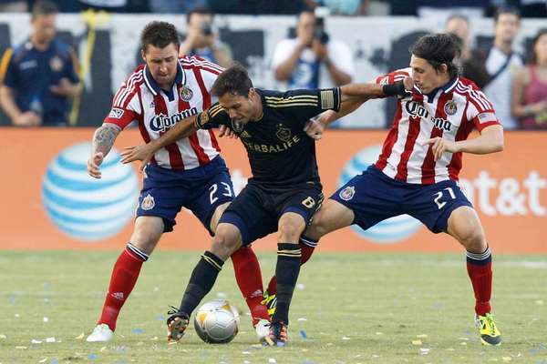 The Galaxy and Chivas USA will play their season openers in the first weekend of March.