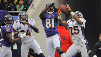 Tale of the tape: Joe Flacco's back-breaking pick-six