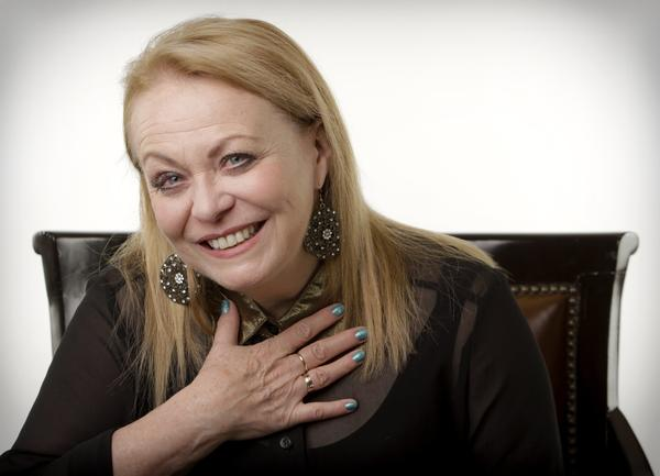 Celebrity portraits by The Times: An Oscar nod gave Aussie star Jacki Weaver a boost. Now shes starring with Robert De Niro in Silver Linings Playbook.