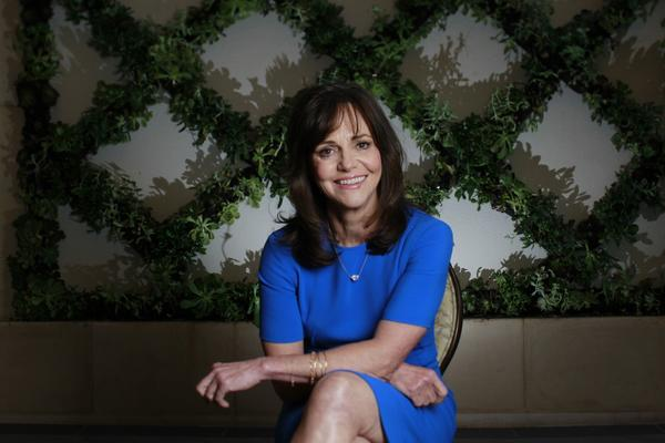 Celebrity portraits by The Times: Sally Field says Steven Spielberg had told her she wasnt a good fit to play opposite Daniel Day-Lewis in Lincoln, but she fought for the role.