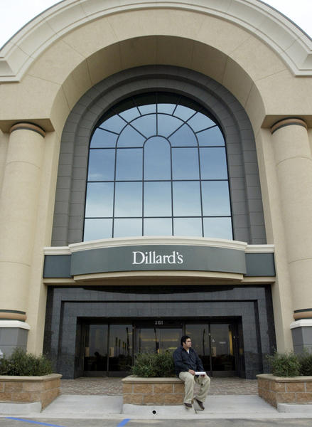 Dillard's will pay $2 million to settle charges that it violated federal disability discrimination laws. The suit stems from this store in El Centro.