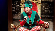 The SantaLand Diaries is an Unlikely Holiday Classic, Complete With Green Tights and Pointy Shoes