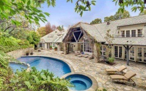 Kelsey Grammer's Westside home for sale