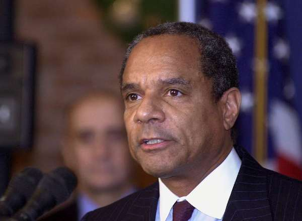 Kenneth Chenault, chief executive of American Express Co., is reportedly under consideration to become secretary of the Treasury.