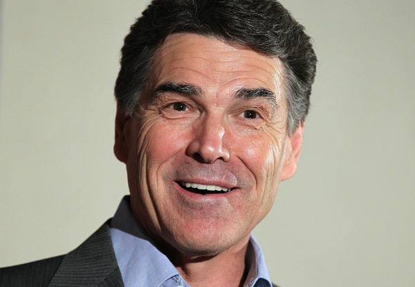 """Oops."" <br><br> - Rick Perry, after forgetting to name a third government agency he'd like to abolish, during a GOP debate. We're guessing: Department of Education."