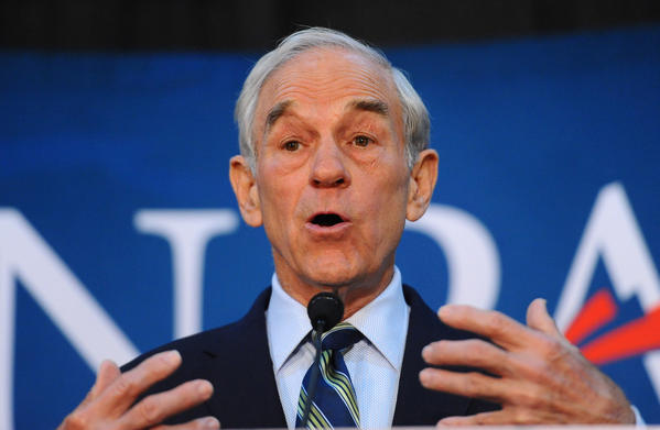 """I would like to restore your right to drink raw milk anytime you like."" <br><br> - Ron Paul, on the campaign trail. And our favorite 2012 presidential campaign quote. Clearly."