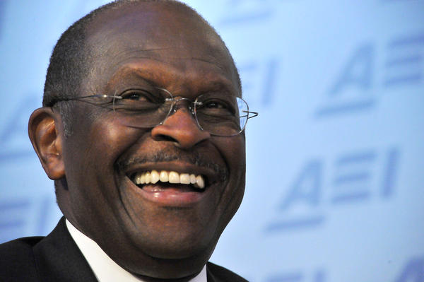 """When they ask me who's the president of Ubkei-beki-beki-beki-stan-stan I'm going to say, you know, I don't know. Do you know?"" <br><br> - Herman Cain, on how he's prepared for ""gotcha"" questions/offending whole nations."