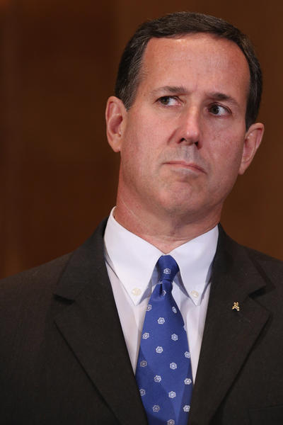 """President Obama once said he wants everybody in America to go to college. What a snob!"" <br><br> - Rick Santorum, during a stump speech. The line actually garnered applause."