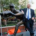 Sports moment 1 -- Cal Ripken Statue unveiling