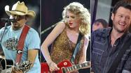 "<span style=""font-size: small;"">Carrie Underwood, Jason Aldean and Taylor Swift are taking over the world…literally. All three artists received the most nominations out of any country artists at the upcoming World Music Awards. Jason and Taylor received six, while Carrie got five. The fan-voted, all-genre awards show, honors the ""world's bestselling recording artists,"" and is determined by the International Federation of the Phonographic Industry (IFPI). The show will broadcast to North and South America, Europe, the Middle East, Japan, China, other parts of Asia, Australia, New Zealand and all of Africa - reaching an estimated worldwide audience of around one billion viewers in over 160 countries. The World Music Awards will be held on December 22nd in Miami. </span>"