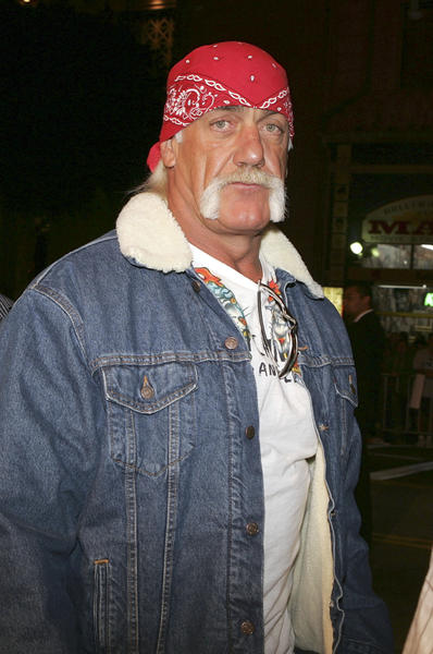 "<b>7. Hulk Hogan</b> <br><br> As if those Rent-A-Center commercials weren't enough, Hulk Hogan's sex tape unleashed someone named ""Bubba The Love Sponge"" on an unassuming populace. And made us use the words ""Hulk Hogan"" and ""sex tape"" in the same sentence."