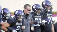 Northwestern's Gator Bowl preparation included a Monday night trip to Dave & Busters, a Tuesday visit to the United Center for Celtics-Bulls and a Thursday stop at Pinstripes for bowling, bocce and team bonding.