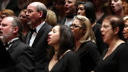 "In times of national distress and reflection, performances of Handel's ""Messiah"" seem more necessary than ever."