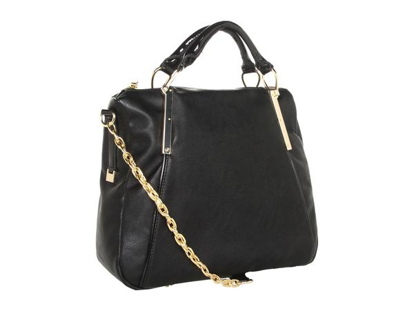 Ivanka Trump crystal top handle satchel handbag from Zappos.com for $175.