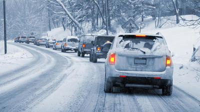 Drivers, time to brush up on snow