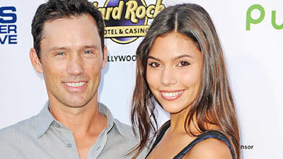 Jeffrey Donovan welcomes baby girl