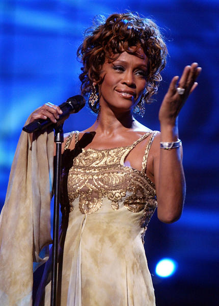 "<b>Whitney Houston</b> <br><br> There will always be the voice. Despite her troubles -- the drug and alcohol abuse, the failed comebacks, the Bobby Brown-ness of it all -- Houston's mark on music is undeniable, her ""I Will Always Love You"" still goosebumps-inducing good, her influence seen in singers such as Mariah Carey, Brandy and Kelly Clarkson. And you will always sing along to ""I Wanna Dance With Somebody."" Don't pretend otherwise. <br><br> <i>Houston died Feb. 11 from drowning due to drug use and heart disease. She was 48.</i>"