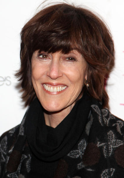 "<b>Nora Ephron</b> <br><br> She was responsible for Harry and Sally, for ""Sleepless in Seattle,"" ""You've Got Mail"" and, in her final film, the gleeful Meryl Streep in ""Julie & Julia."" ""She lifted us all with wisdom and wit, mixed with love for us and love for life,"" Tom Hanks and his wife Rita Wilson said of Ephron. <br><br> <i>Ephron died June 26 of complications from myelodysplasia, a blood disorder.</i>"
