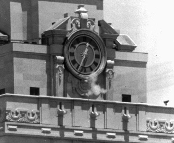 University of Texas tower shooting, 1966