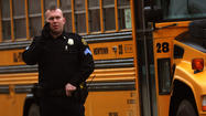 Should police patrol all public schools?