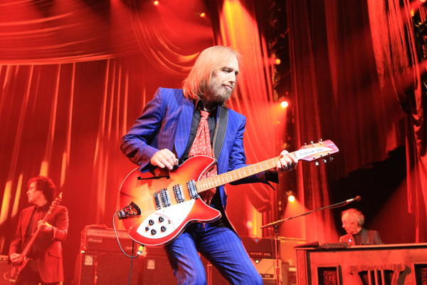 Tom Petty and the Heartbreakers perform in concert at Amway Center in Orlando, Fla. on Thursday, May 03, 2012.