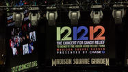 "The clearinghouse for the money raised from last week's ""121212: The Concert for Sandy Relief""  concert and telethon has announced it is ready to distribute the first $50 million to various organizations aiding victims of the superstorm that devastated large sections of New York, New Jersey and Connecticut in late October."