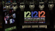 First $50 million from '121212' concert going to Sandy relief