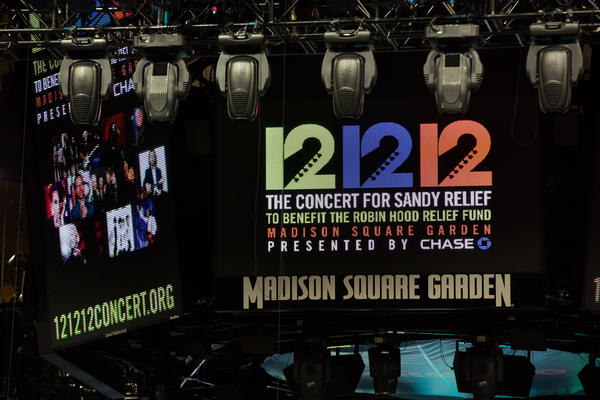 "The first $50 million generated from ""121212: The Concert For Sandy Relief"" concert and telethon is ready for distribution to victims of Superstorm Sandy."