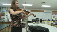 Anchorage Student Pursues Music Therapy