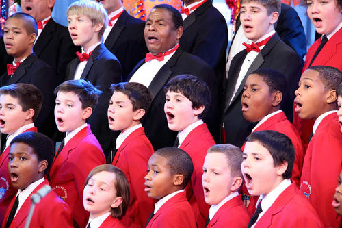 The Philadelphia Boys Choir and Chorale perform Dec. 21 at Allentown Symphony Hall.