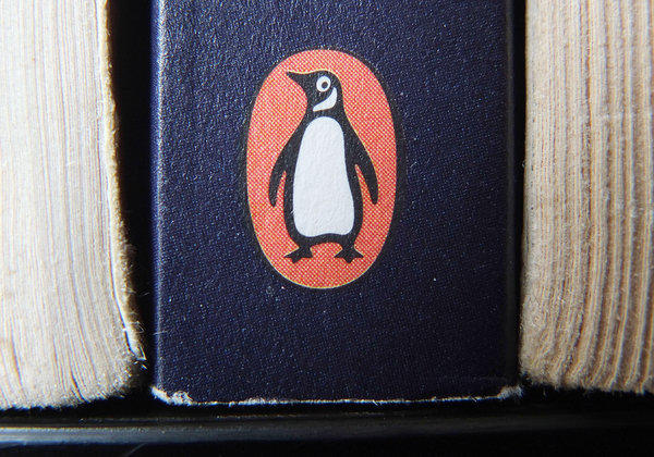 A book from publisher Penguin.