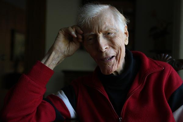 Dr. E.T. Rulison, 97, is an advoc