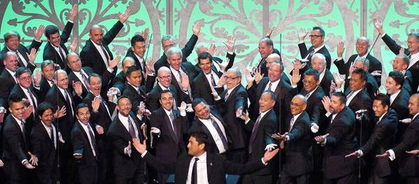 The Gay Men's Chorus of Los Angeles will perform at this year's L.A. County Holiday Celebration.