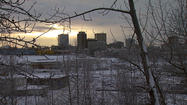 The Municipality of Anchorage has a citywide cold-weather plan to provide shelter for the homeless, but this winter shelters are already at or above capacity.