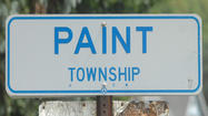 Paint Township residents will have a vote next year about whether their police department should be downsized.