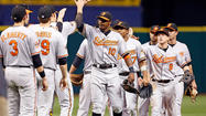 Are the Orioles getting left behind in the AL East?