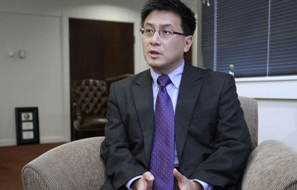 "State Controller John Chiang, seen last year, says managers in the California parks department improperly boosted salaries with ""deliberate disregard for internal controls, along with little oversight and poorly trained staff."""