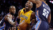 Photos: Lakers vs. Bobcats